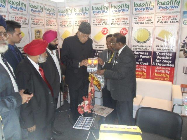 UniLED Launch by Dr Farooq Abdullah